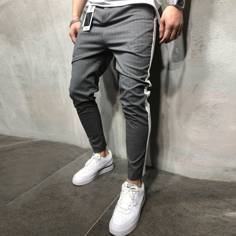 H7c2836c931684a139128fa28b82a912bG Spring Autumn Casual Men Sweat Pants Male Sportswear Casual Trousers Straight Pants Hip Hop High Street Trousers Pants Joggers