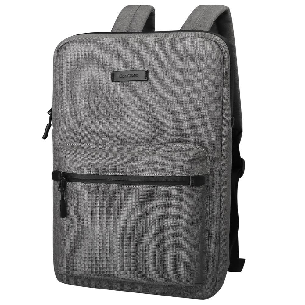 Unisex Laptop Bag 15.6 For Macbook Pro 15 Slim Laptop Backpack For Macbook Air 13 School Backpack For Teens Laptop Bag 14 Inch