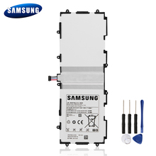 Samsung Original SP3676B1A Battery For Samsung Galaxy Tab 10.1 S2 10.1 N8000 N8010 N8020 P7510 P7500 P5100 Tab Battery 7000mAh printio мишка тедди