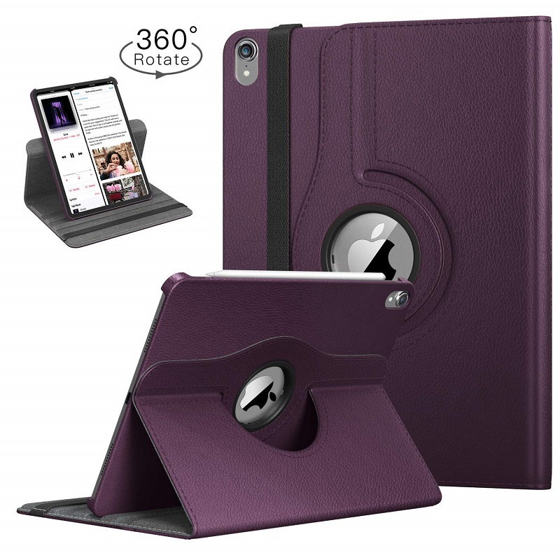 Case For Ipad Pro 11 2018 A1980 A2013 A1934 A1979 360 Rotating Folio Stand Smart Leather Funda Cover For IPad Pro 11