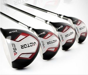 Image 2 - Adults Men Professional Complete Full Set of 12 Golf Clubs Bag Right Hand Putter Steel Wood Carbon Swing Putting Trainer Aids