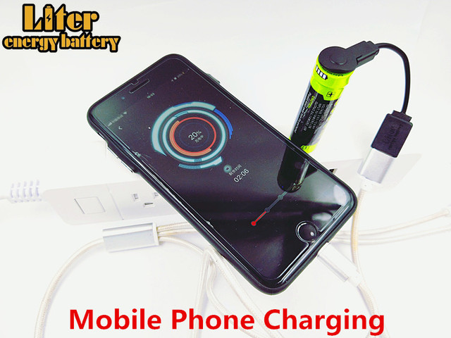 charging battery Power bank USB 5000M Laptop battery 18650 3.7V 3500mAh Intelligence Li ion Rechargeable Battery 4 LED Indicator