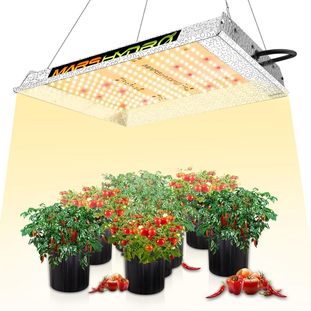 Mars Hydro TS 600W LED Grow Light Sunlike Full Spectrum Indoor Hydroponic Plants