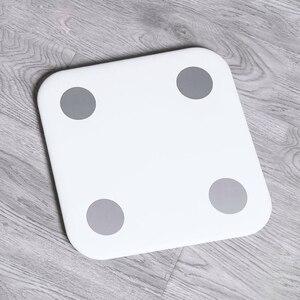 Image 2 - Xiaomi Smart Vet Schaal 2 Xiomi Body Samenstelling Monitor Bluetooth 4.0 Gewicht Weegschaal