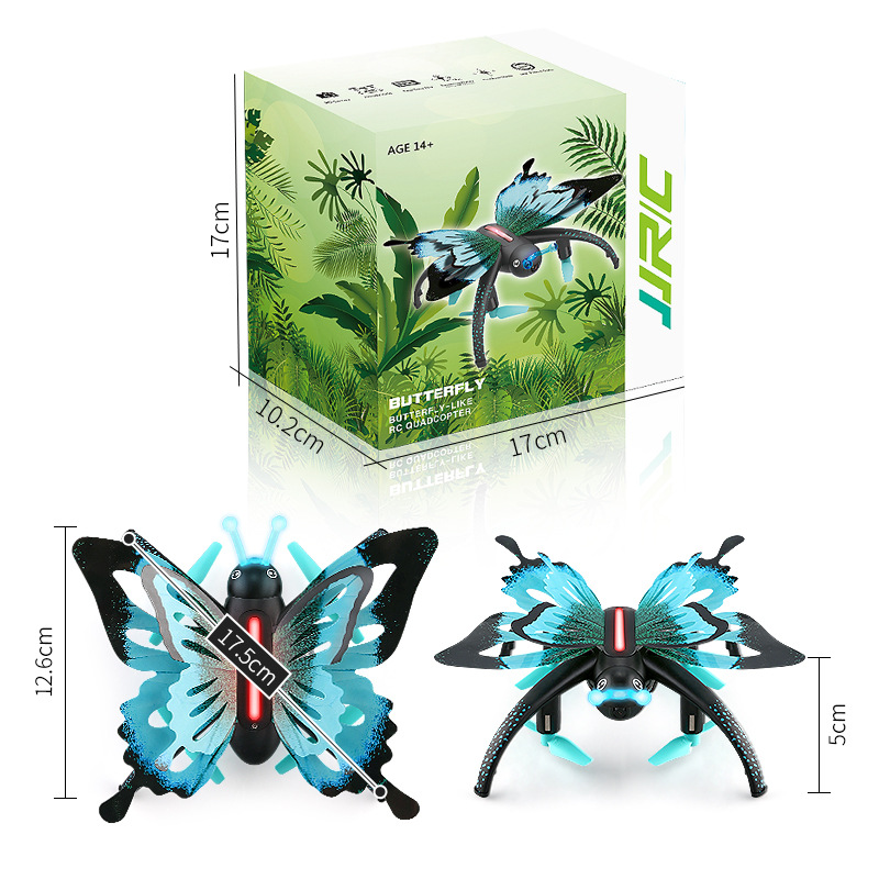 Jjrc H42 Model Butterfly Remote Control Aircraft WiFi Smart Set High 480P Pixel Unmanned Aerial Vehicle Aircraft