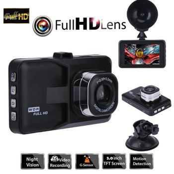 3 0 #8222 LCD 720P wideorejestrator samochodowy kamera samochodowa wideorejestrator g-sensor 170 stopni Night Vision tanie i dobre opinie Lupa CN (pochodzenie) Allwinner Przenośny rejestrator NONE Klasa 10 170° Samochód dvr 1280x720 Wewnętrzny detekcja ruchu