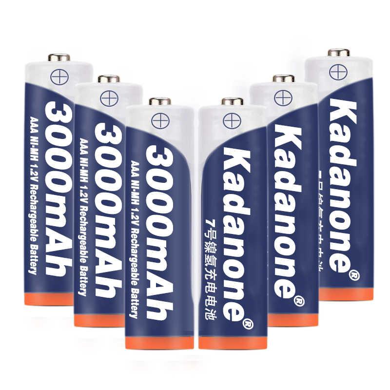 4 〜 20 pcsNew AAA1350 バッテリー 1800 の aaa 充電式バッテリーニッケル水素 3A 1.2 単四電池腕時計マウスコンピュータおもちゃのように