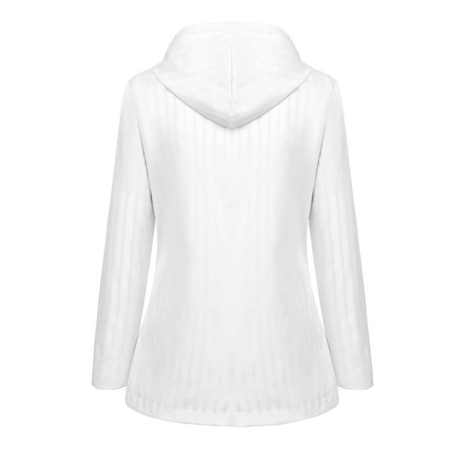 Fashion Women Jackets Solid Rain Outdoor Plus Size Waterproof Hooded Raincoat Windproof Causal winter Womens ladies Tops Blouse