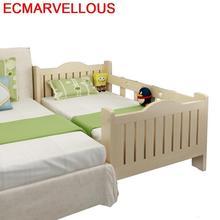 Мобильная литера детское гнездо Yatak Odasi мобиля детские деревянные Muebles Cama Infantil мебель для спальни с подсветкой Enfant детская кровать