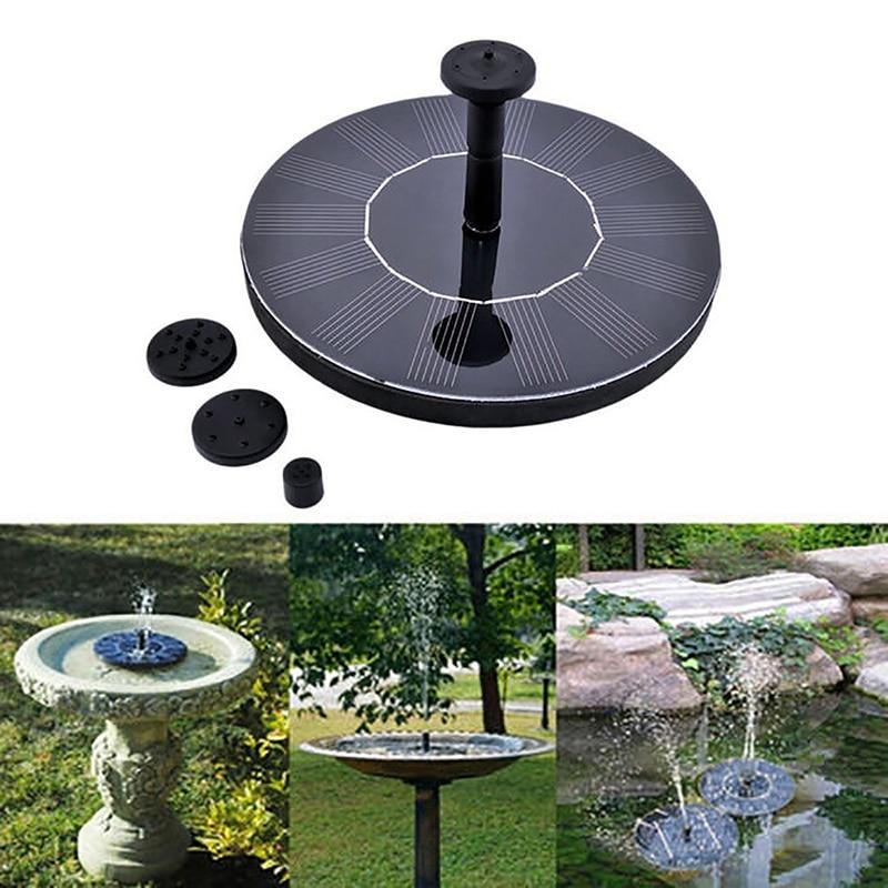 Solar Water Pump Fountain Outdoor Fountain for Garden Decoration|Fountains & Bird Baths| |  - title=
