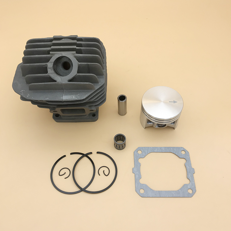 HUNDURE 50mm Metal Piston Cylinder Assembly Kit Fit For Stihl 044 MS440 Chainsaw Rebuild Parts