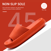 Women thick platform slippers summ