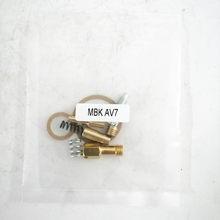 Kit de joint de réparation de carburateur de moto 12mm, Pour Mbk Motobecane 88 N, adapté Pour Moteur Cyclomoteur Mbk88 Av7