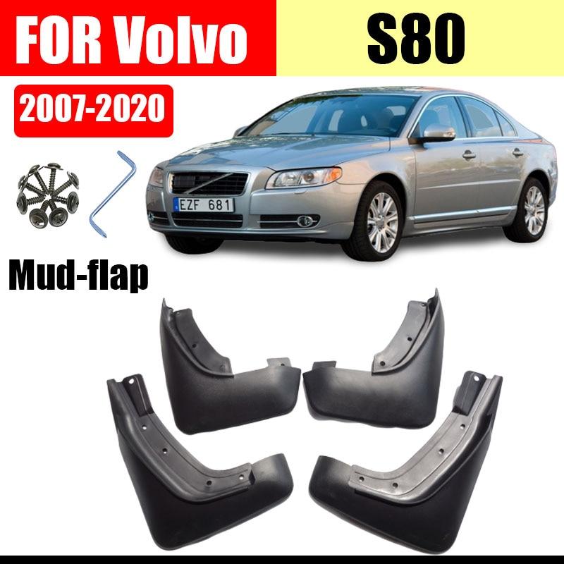 Mud Flaps Splash Guard Mud Guard Fender Front Rear Car For Toyota RAV4 2013-2015