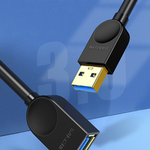 Extender-Cable Extension Computer Usb-3.0 SAMZHE Male-To-Female-2.0 PS4 for PC TV