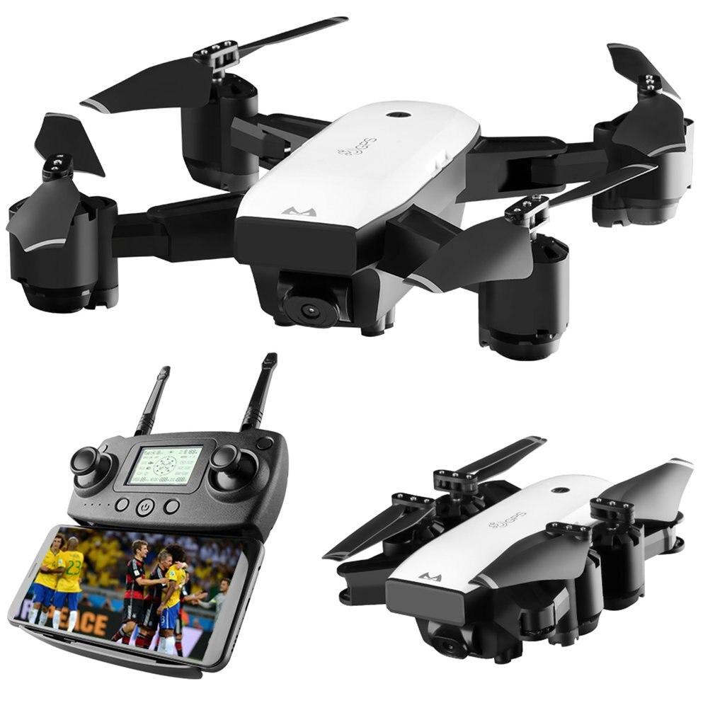 cheapest SMRC S20 Mini GPS Quadcopter Drone With 110 Degree Wide Angle Camera 1080P WIFI FPV 2 4G Altitude Hold RC Portable Model NEW
