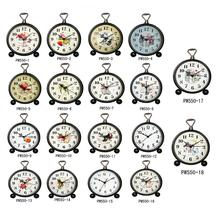 Romano de escritorio Digital Relojes Retro grande часы настольные vintage relojes Vintage decoración para el hogar de mesa relojes настольные часы