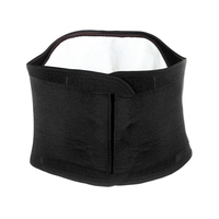 Self heating Magnetic Waist Support Belt Treatment Waist Back Support Shock Absorber Lumbar Pad