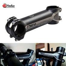Легкий велосипедный руль стояк стволовых Алюминий дорожный велосипед из сплава стволовых углеродное волокно MTB Сверхлегкий велосипедный вынос руля 60/70/80/90/100/110 мм 6 градусов