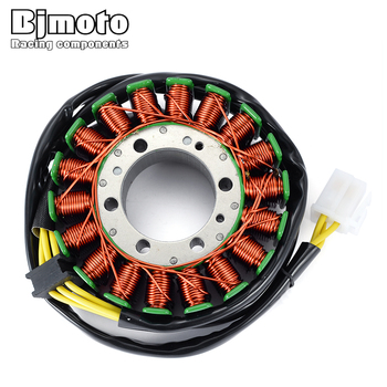 BJMOTO Motorcycle Ignition Stator Coil For Ducati Monster S4R 1000  2003-2006 ST2 Sport Touring  1999-2003 996 S 2001