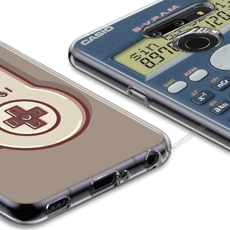 Thời Trang Gameboy Băng Hình Phong Cách Cho LG W20 W10 V50S V50 V40 V30 K50S K40S K30 K20 Q60 Q8 Q7 q6 G8 G7 G6 Thinq Ốp Lưng Điện Thoại