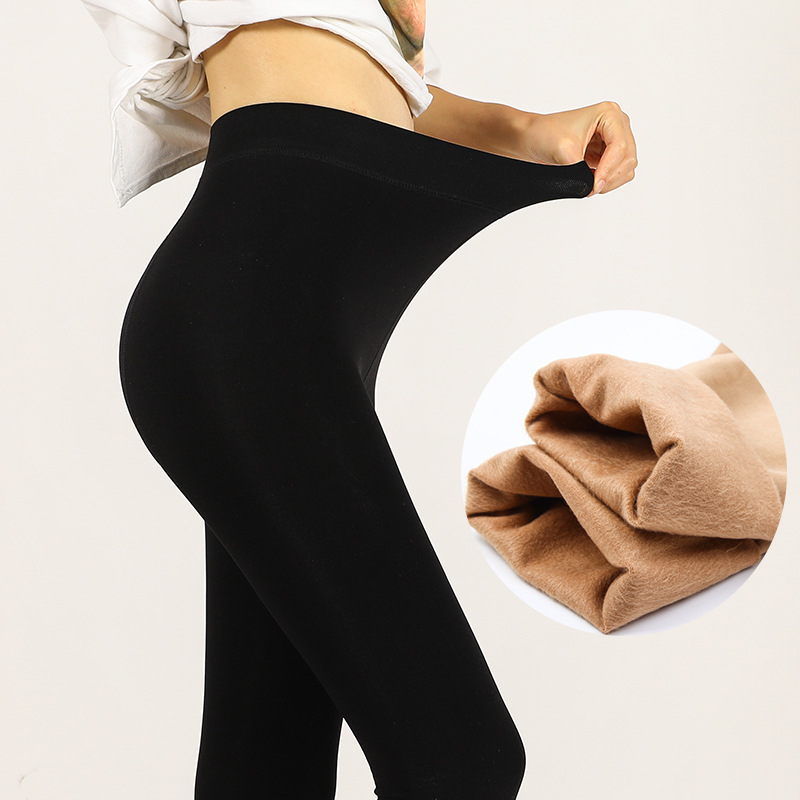 Stretch Anti Cellulite Thermo Winter Leggings Warm Fitness High Waist Plus Size Sport Leggings Push Up Woman Sexy Clothing