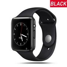 Bluetooth A1 Смарт часы спортивные наручные часы Поддержка 2G SIM TF камера Smartwatch для телефона Android для мужчин женщин PK GT08 DZ09 Q18 Y1 V8