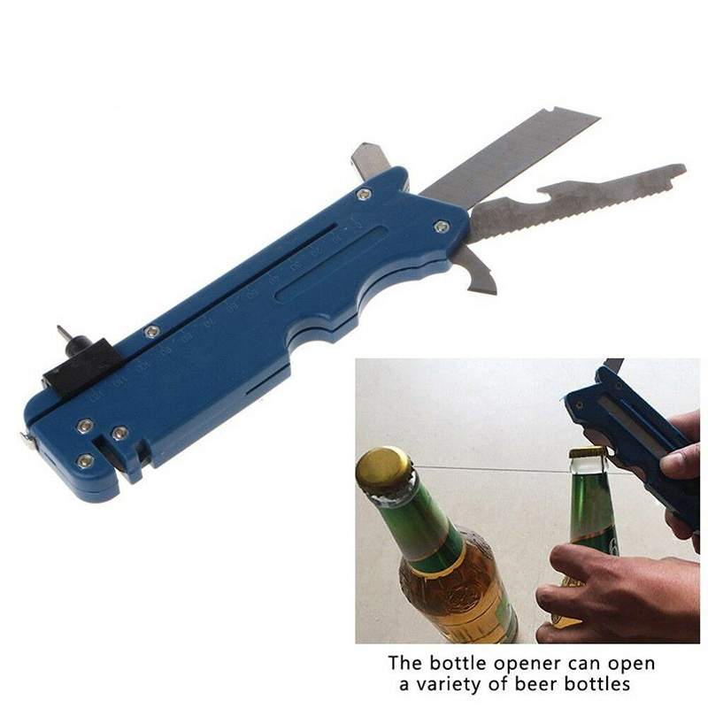 Multifunction Glass Tile Cutter Carbon Atoms Blades Ceramic Plastic Cutting Tool AIA99