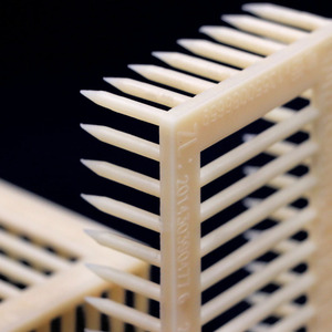 Image 3 - 50 sztuk plastikowe królowa Marker klatka klip biały kreatywny Bee Catcher pszczelarz narzędzia pszczelarskie sprzęt 7.2*5.1*2.2CM 2019 nowy