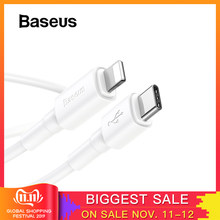 Baseus 18W Quick Charge USB-C for Lightning PD Cable for iPhone 11 Pro X Max Charging Data Cable for Macbook iPad Pro USB Cord(China)