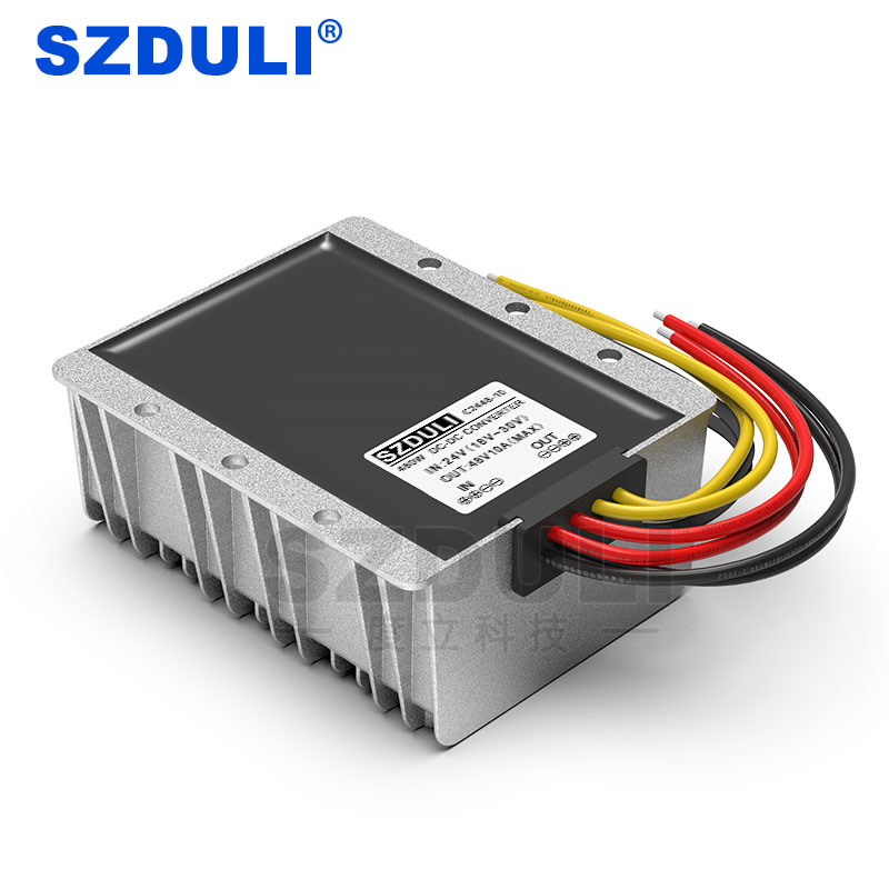 Vehicle power supply 48V to 13.8V 60A 828W DC-DC step-down conversion power