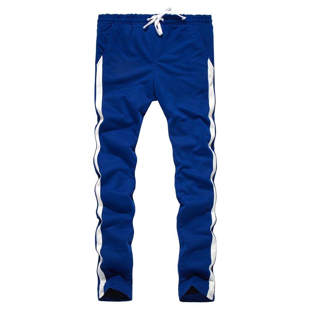2020 Men Running Sports Joggers Pants Male Fitnes Skinny Sweatpants Cotton Sportswear Trousers Gyms Track Training Pants