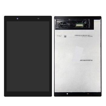 Para Lenovo Tab 4 TB-8504 TB-8504F TB-8504N TB-8504X TB-8504P pantalla LCD pantalla táctil de cristal de Asamblea digitalizador