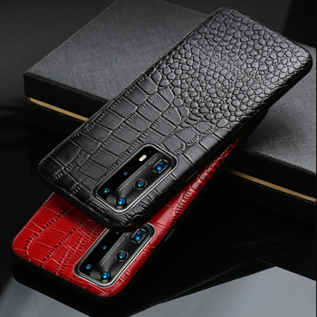 LANGSIDI Leather case For HUAWEI P40 PRO P30 LITE p20 MATE 30 20 Original leather cover For Honor 10 20 lite v30 9x 8x fundas