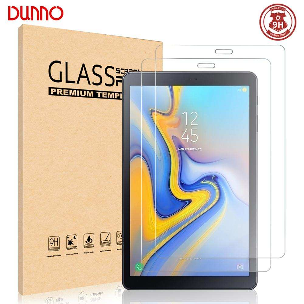 Protective-Film Screen-Protector SM-T590 Samsung Tempered-Glass Galaxy for Samsung/Galaxy/Tab-a/..