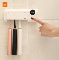 Xiaomi Youpin JJJ Ultraviolet szczoteczka do zębów sterylizacji dezynfekcji nadaje się do  dzięki czemu białe Oclean wszystkich rodzajów szczoteczki do zębów 48 w Inteligentny pilot zdalnego sterowania od Elektronika użytkowa na