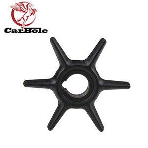 Image 1 - CarBole Water Pump Impeller For Mercury 47 42038 47 42038 2 47 42038Q02 18 3062 4.8 9.9 10 15 HP Outboard Engine Impeller Parts