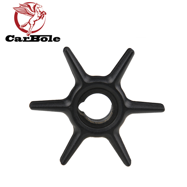 CarBole Water Pump Impeller For Mercury 47 42038 47 42038 2 47 42038Q02 18 3062 4.8 9.9 10 15 HP Outboard Engine Impeller Parts