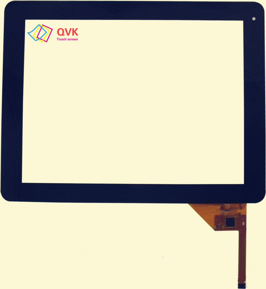 9.7 Inch Black Touch Screen For ROVERPAD Sky 9.7 GX-I9719 Tablet Touch Screen Panel Repair Replacement Parts
