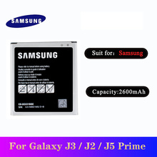 5pcs/lot High Quality EB-BG531BBE Battery For Samsung Galaxy Grand Prime J3 2016 /J2 prime G530 G532F /J5 2015 G531H/DS Bateria