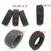 Hohe qualität 11 zoll tubeless reifen Elektrische roller umgerüstet 11 zoll 90/65 6,5 dicken reifen äußere reifen vakuum straße reifen