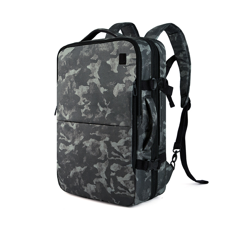 CAI Camouflage Travel Bag 17.6