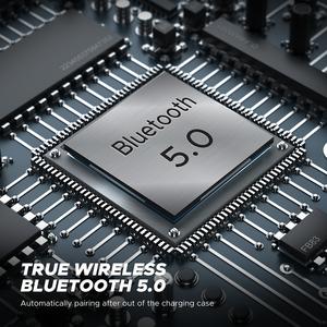 Image 2 - Soundpeats Truecapsule Bluetooh 5.0 Echte Draadloze Oordopjes In Ear Tws Headsets High Definition Mic Auto Pair Draadloze Koptelefoon