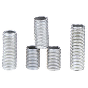 Screw-Lamp-Cap Hollow-Threaded-Tube M10 5pcs Distance:1mm Fixing Outer-Diameter:10mm