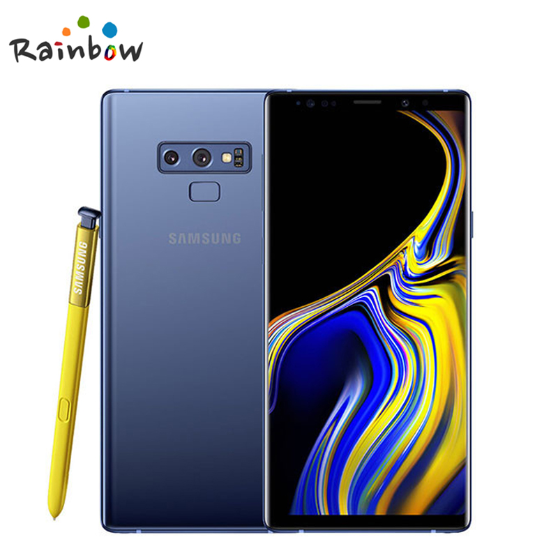 "Samsung Galaxy Note9 N960F Note 9 Original Unlocked LTE Mobile Phone Exynos Octa Core 6.4"" Dual 12MP RAM 6GB ROM 128GB NFC|Cellphones| - AliExpress"