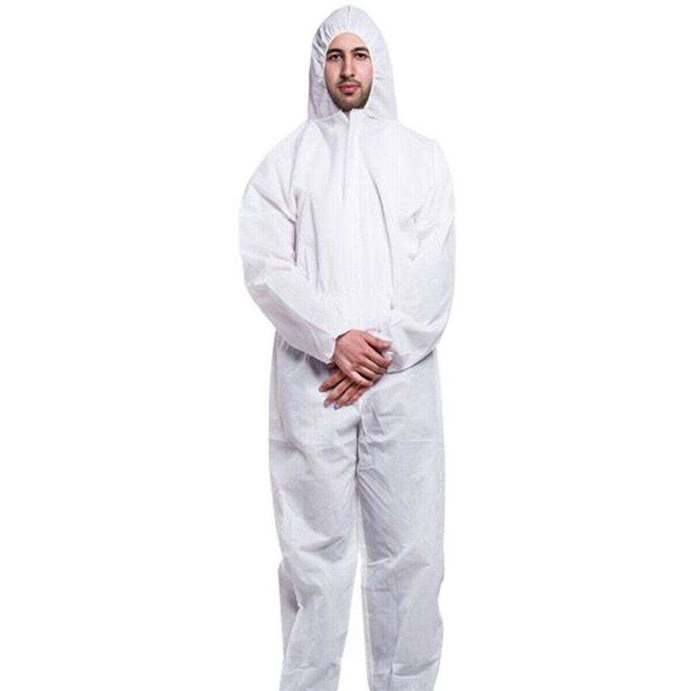 Coverall and Disposable Medical Protective Clothing with Prevents Invasion of Virus for Medical Staff