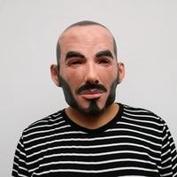 Реалистичные Вечерние Маски для косплея знаменитого человека, маски для лица Дэвида бекхема, латексные маски для костюмированной вечеринк...