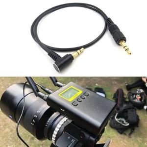 Image 2 - 3.5mm אודיו תקע הוא עבור Sony UWP D11 V1 מיקרופון הקלטת 90 תואר כיפוף כבל אלחוטי מיקרופון אבזרים