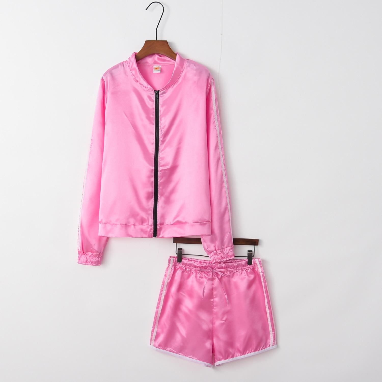 Warm 2020 New Design Fashion Hot Sale Suit Set Women Tracksuit Two-piece Style Outfit Sweatshirt Sport Wear