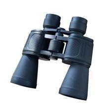 Новейший бинокль 10X50 с оптическим покрытием HD телескоп улучшает ночное видение для наружного наблюдения за птицами путешествия охота кемпинг